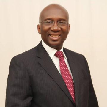 Dr Ernest Ndukwe