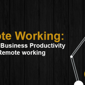 "Remote Working – ""Sustaining Business Productivity by Remote working"""
